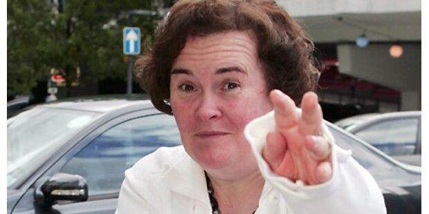 Susan Boyle: Eine Wunderstimme auf CD