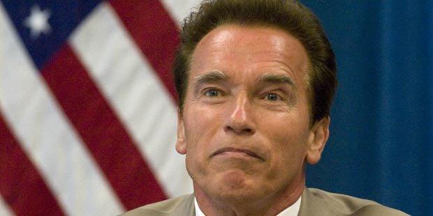 Arnie: Die nächste Geliebte packt aus