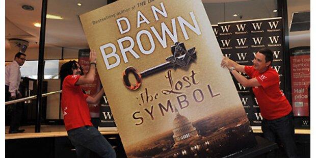 Das neue Buch von Dan Brown