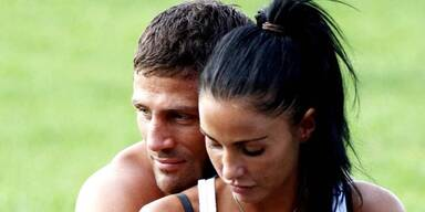 Katie Price & Alex Reid
