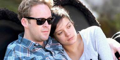 Lily Allen & Sam Cooper