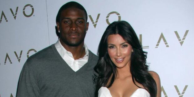 Kim Kardashian bandelt mit dem Ex an