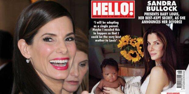 Sandra Bullock: Auszeit für ihr Baby