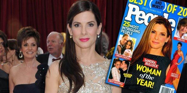 People: Sandra Bullock ist Frau des Jahres