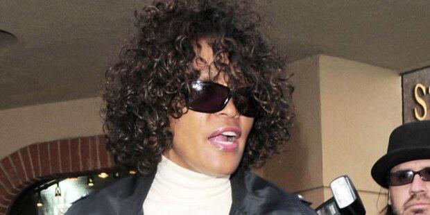 Whitney Houston: Ausraster im Flugzeug