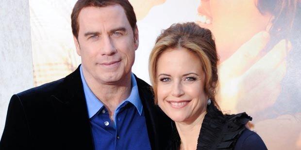 John Travolta & Kelly Preston: Sohn ist da