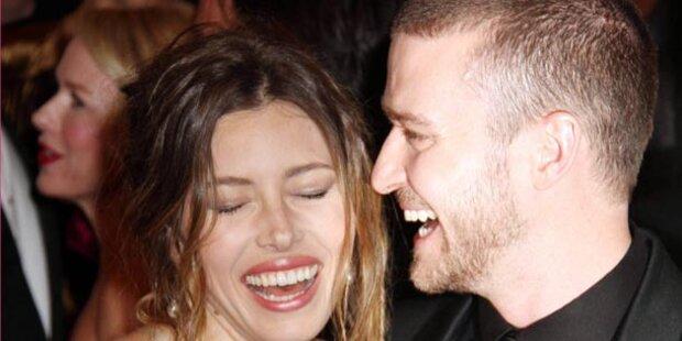 Timberlake und Biel wieder vereint