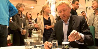 Boris Becker in Wien!