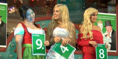 Lugner präsentiert Opernball-Prinzessin