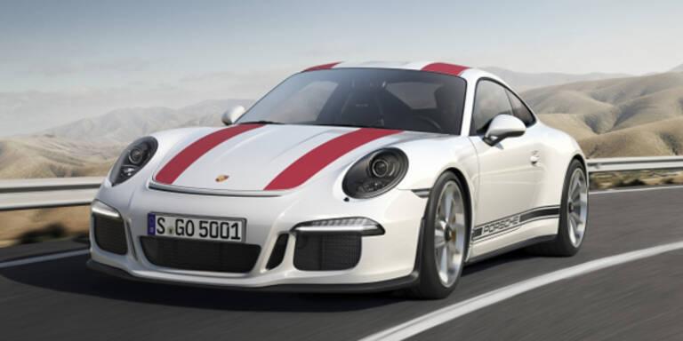 Porsche bringt den derzeit coolsten 911er