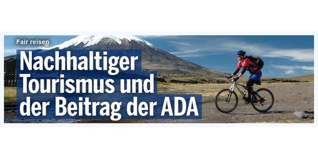 Anzeige ADA Wetter