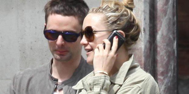 Hudson: Verlobung mit Rocker-Liebe Matt?