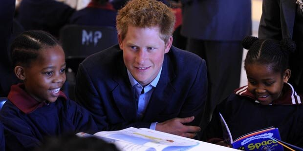 Prinz Harry: