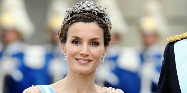Skandalbuch über Prinzessin Letizia