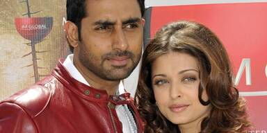Aishwarya Rai Bachchan und Abhishek Bachchan