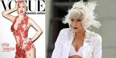 Lady Gaga: Schock-Foto in der Vogue Hommes Japan