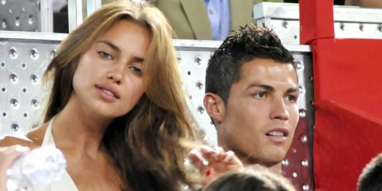 Ronaldo schickt Verlobter Fotos von sexy Fan