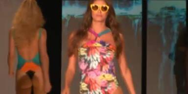 2500 Models zeigen die heißeste Sommermode