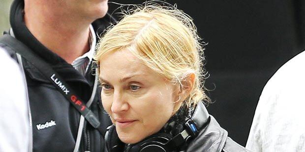 Parasiten-Befall: Madonna hat Läuse!