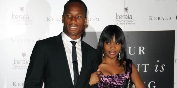 Chelsea-Star Didier Drogba hat geheiratet