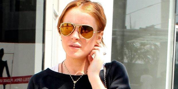 Lindsay Lohan: Fluchtversuch aus Reha
