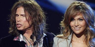 American Idol-Juroren: Steven Tyler und Jennifer Lopez