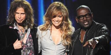 American Idol Jury: Steven Tyler, Jennifer Lopez, Randy Jackson