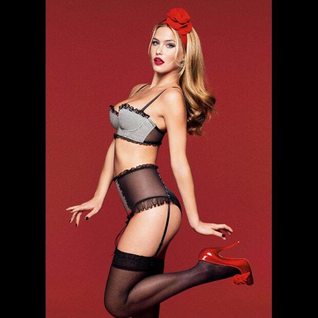 new arrival 3895c 468f6 Bar Refaeli: Die heißeste Frau der Welt in Dessous Maxim FOTOS