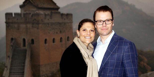 Victoria & Daniel: Liebesgrüße aus China