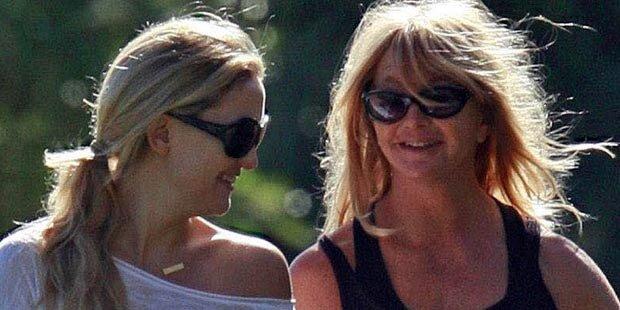 Goldie bestätigt: Kate Hudson schwanger