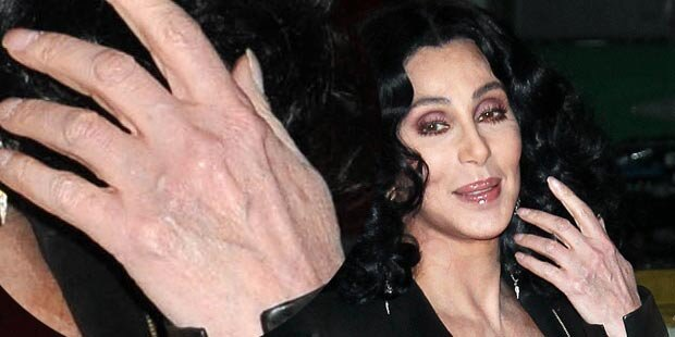 So alt sieht Cher wirklich aus