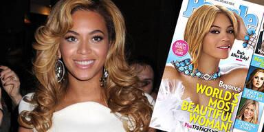 Beyoncé Knowles: Schönste Frau der Welt