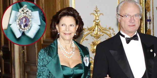 Gastwirtin weist Schwedens Königspaar ab