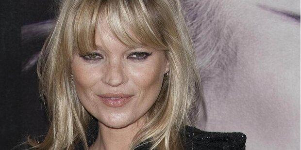 Kate Moss ist fix in St. Pölten dabei