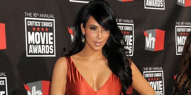Kim Kardashian: Meine Brüste sind echt