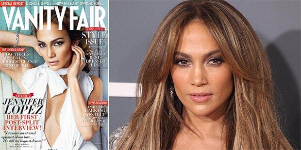 Jennifer Lopez: Die erste Liebes-Beichte