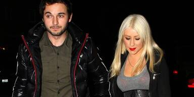 Christina Aguilera festgenommen!