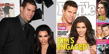 Kim Kardashian und Kris Humphries verlobt
