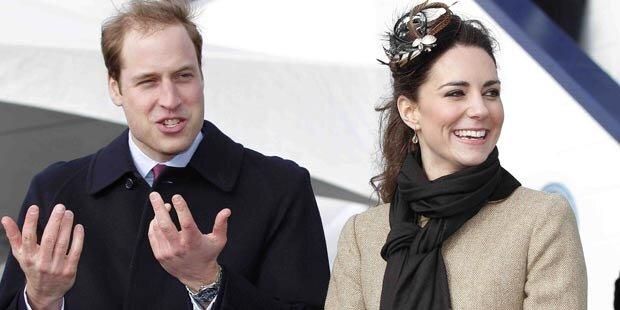 Prinz William: Oma ist