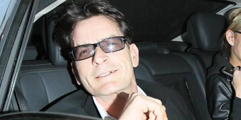 Kino-Comeback für Charlie Sheen