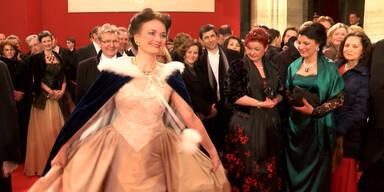 Opernball 2014:Stil oder Fauxpas?