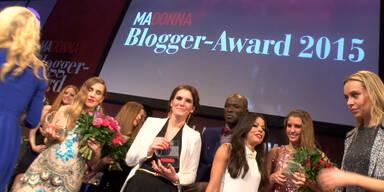 MADONNA Bloggerawards: Highlights des Abends