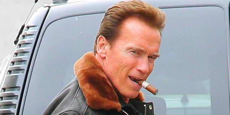 Arnie legt sich mit Drogenbossen an
