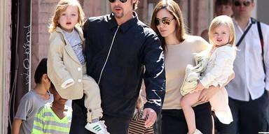 Angelina Jolie und Brad Pitt sind das Hollywoodtraumpaar