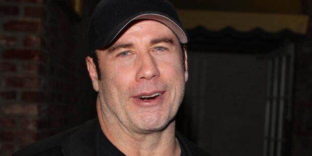 Travolta: 100.000-Dollar-Mercedes gestohlen