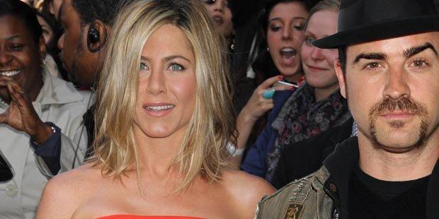Jennifer Aniston: Küsse auf Star-Party