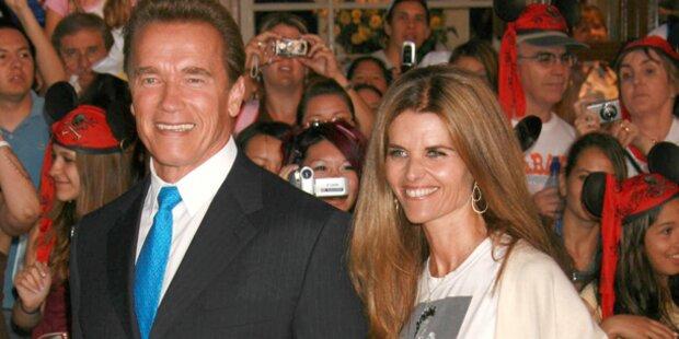 Arnie: Geburtstags-Lunch mit Maria Shriver