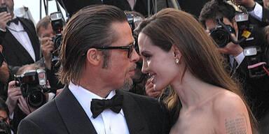 Brad Pitt & Angelina Jolie: Ihre schönsten Bilder