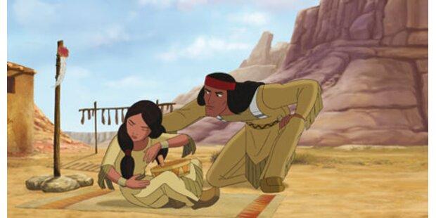 Winnetou als Trickfilm