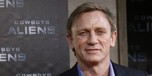 Daniel Craig schwärmt über die Ehe